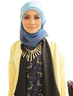 Gaya Hijab Model Terkini