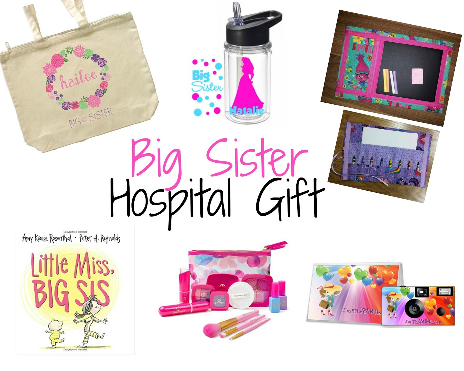 becoming the wilkinsons big sister hospital gift
