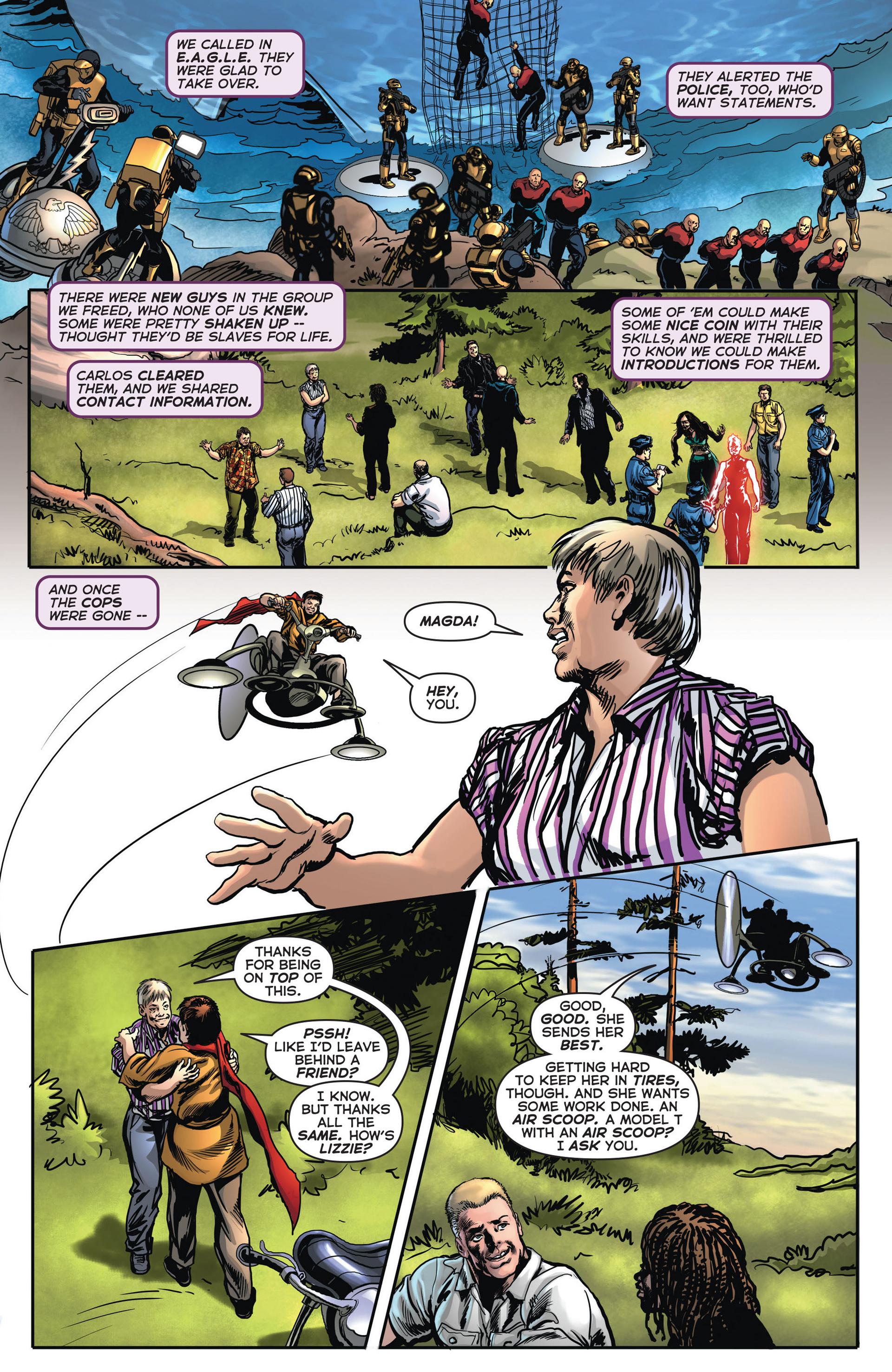 Read online Astro City comic -  Issue #4 - 22