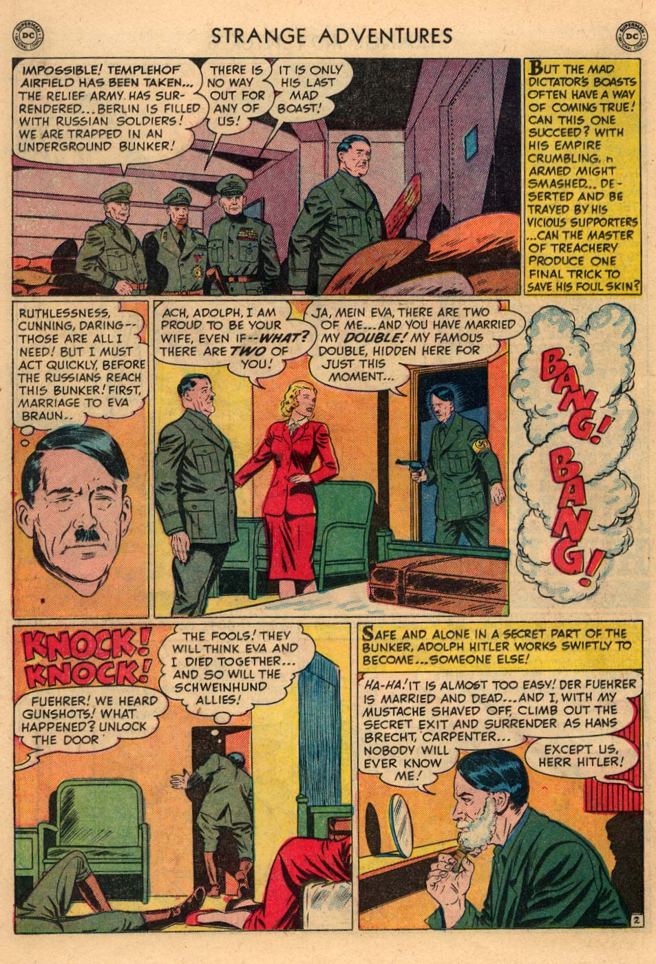 Strange Adventures (1950) issue 3 - Page 26