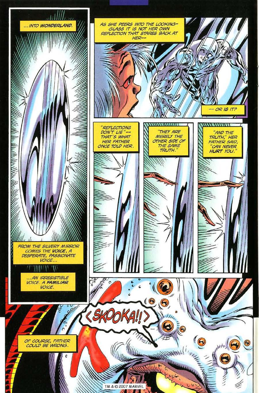 Read online Silver Surfer (1987) comic -  Issue #116 - 4