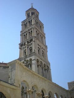 split croacia torre