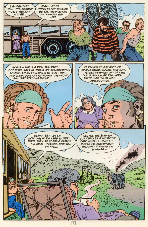 Read online Animal Man (1988) comic -  Issue #78 - 7