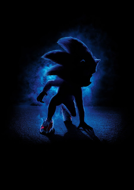 Sonic the Hedgehog Movie Poster Download free movie poster