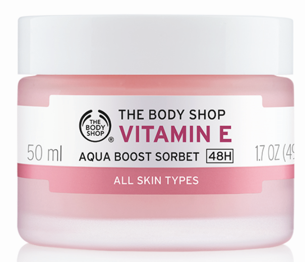 The Body Shop_Vitamin E Aquaboost sorbet