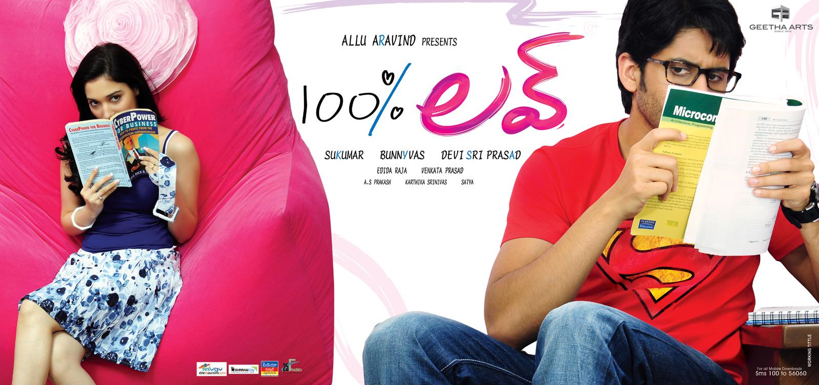100 love telugu