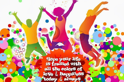 Happy Holi Adavnce Wishes Image