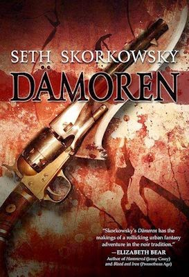 Interview with Seth Skorkowsky, author of Dämoren - April 19, 2014