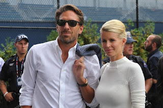 New York Rangers Goalie Henrik And His Wife