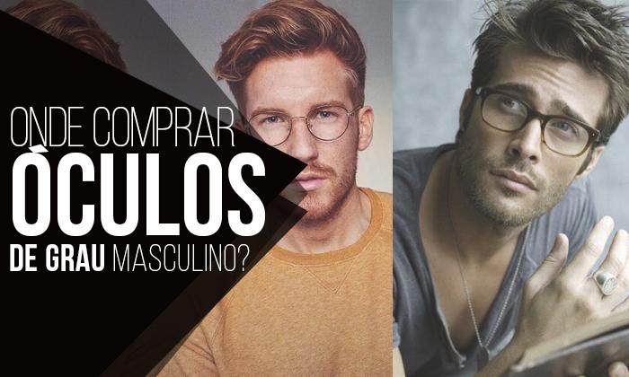 eaf705709abdb Macho Moda - Blog de Moda Masculina  Óculos de Grau Masculino  10 ...