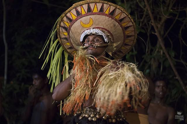 danzante de kerala India