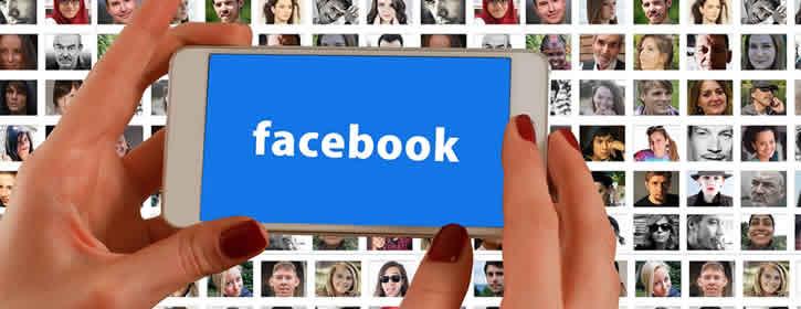 Esconder amigos no Facebook
