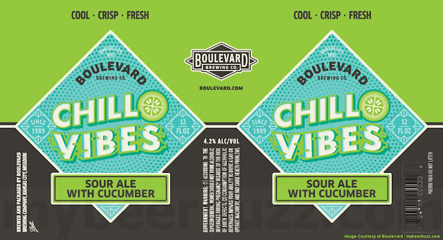 Boulevard Brewing Working On Chill Vibes Cans