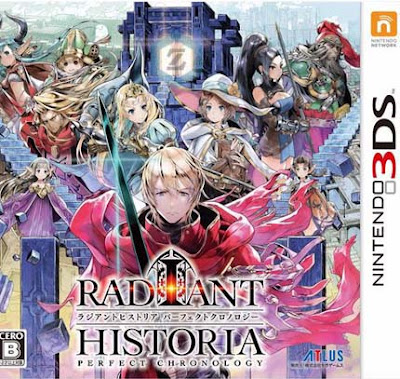 Radiant Historia Perfect Chronology Decrypted 3DS USA