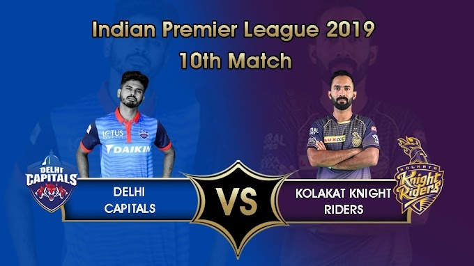IPL 2019: Delhi will clash against KKR today at 8.PM, Head to head stats, Previous results, Probable XI