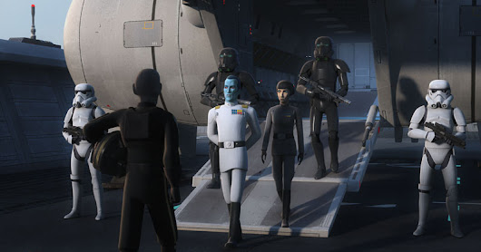 Descriptions for the First Six Episodes 'Star Wars Rebels' Season Four Released