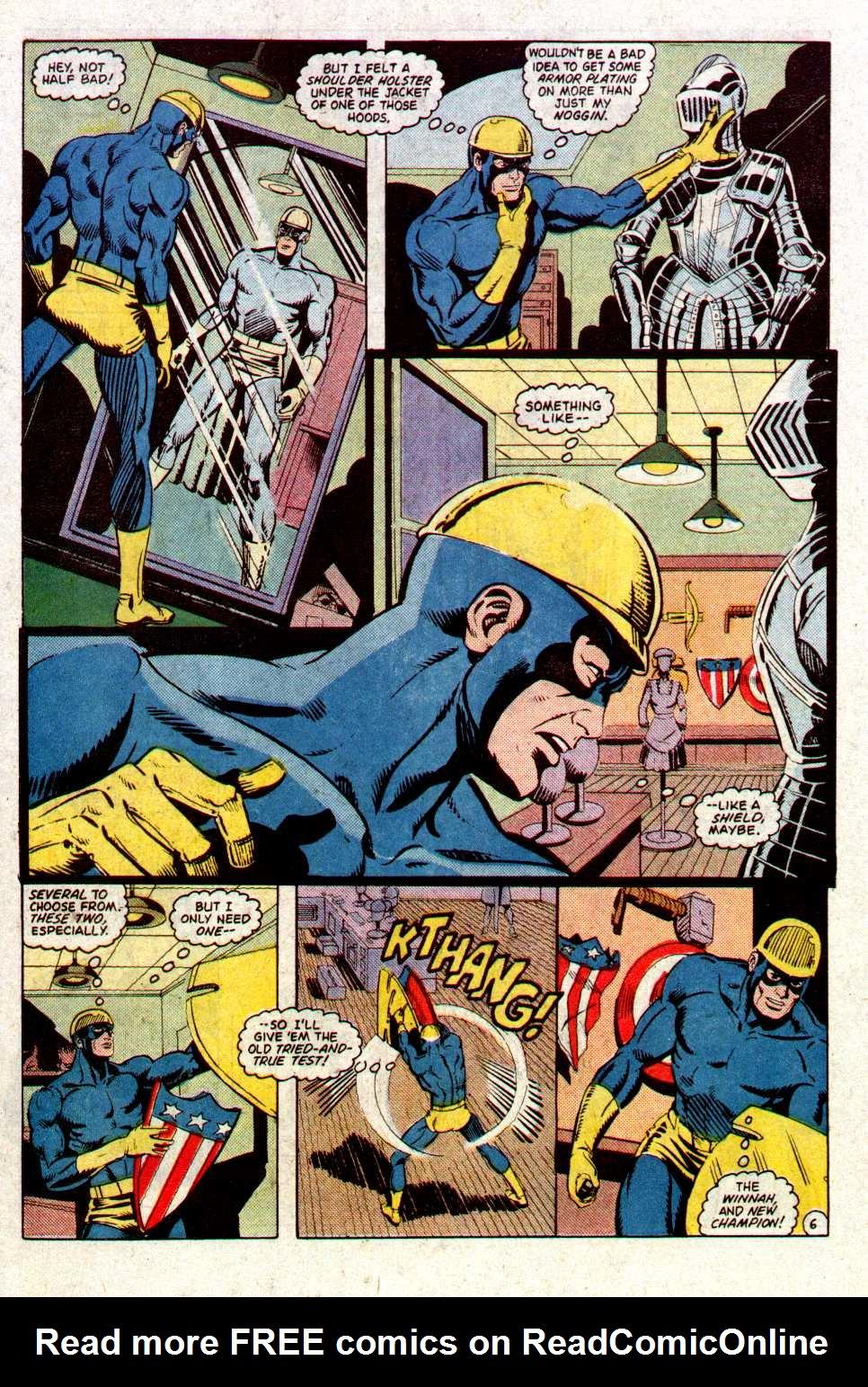 Read online Secret Origins (1986) comic -  Issue #19 - 27
