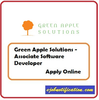 Green Apple Solutions - Associate Software Developer jobs in new delhi