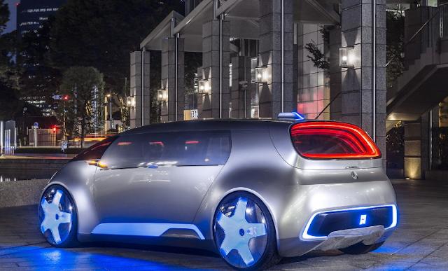 Mercedes-Benz Vision Tokyo Performance Drivetrain