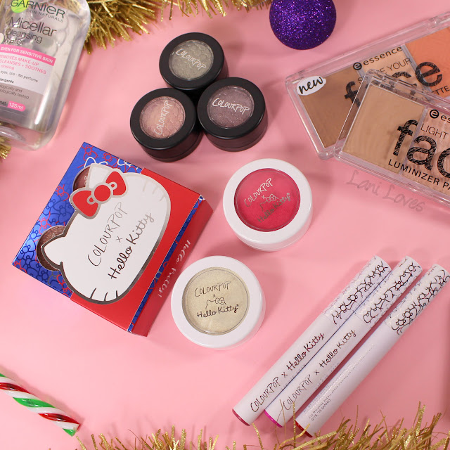 ColourPop Hello Kitty & Holiday 2016