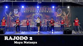 Lirik Lagu Maya Natasya - Rajodo 2 (Terhalang Restu Agama)