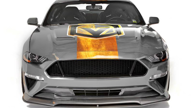 2018 Mustang GT Golden Knights