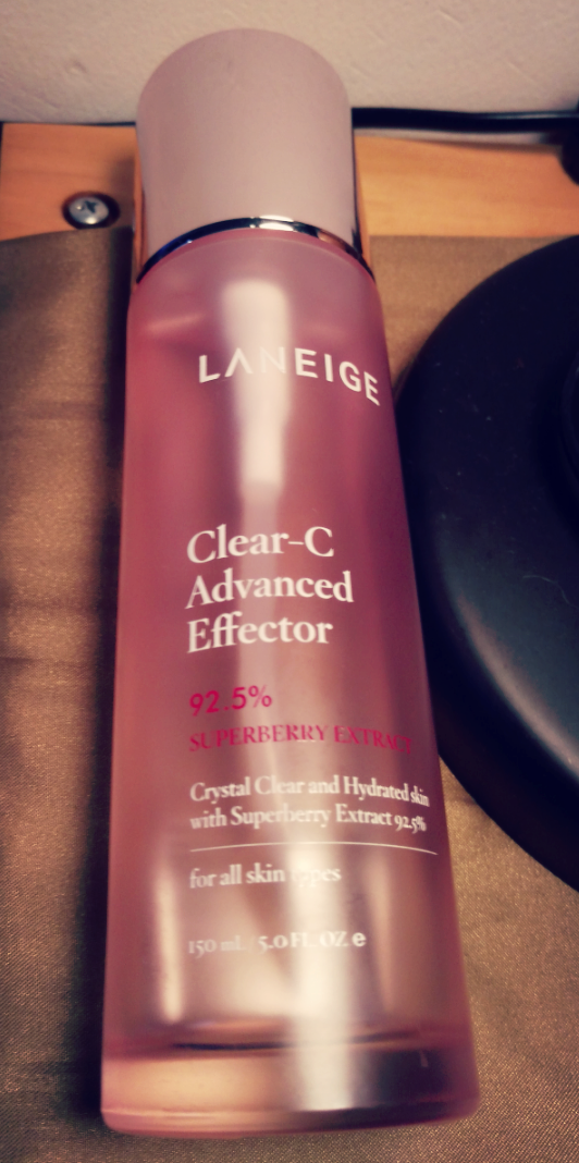 laneige clear c and white plus renew