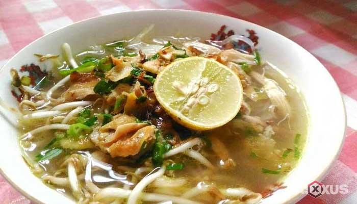 Resep Cara Membuat Soto Ayam Semarang