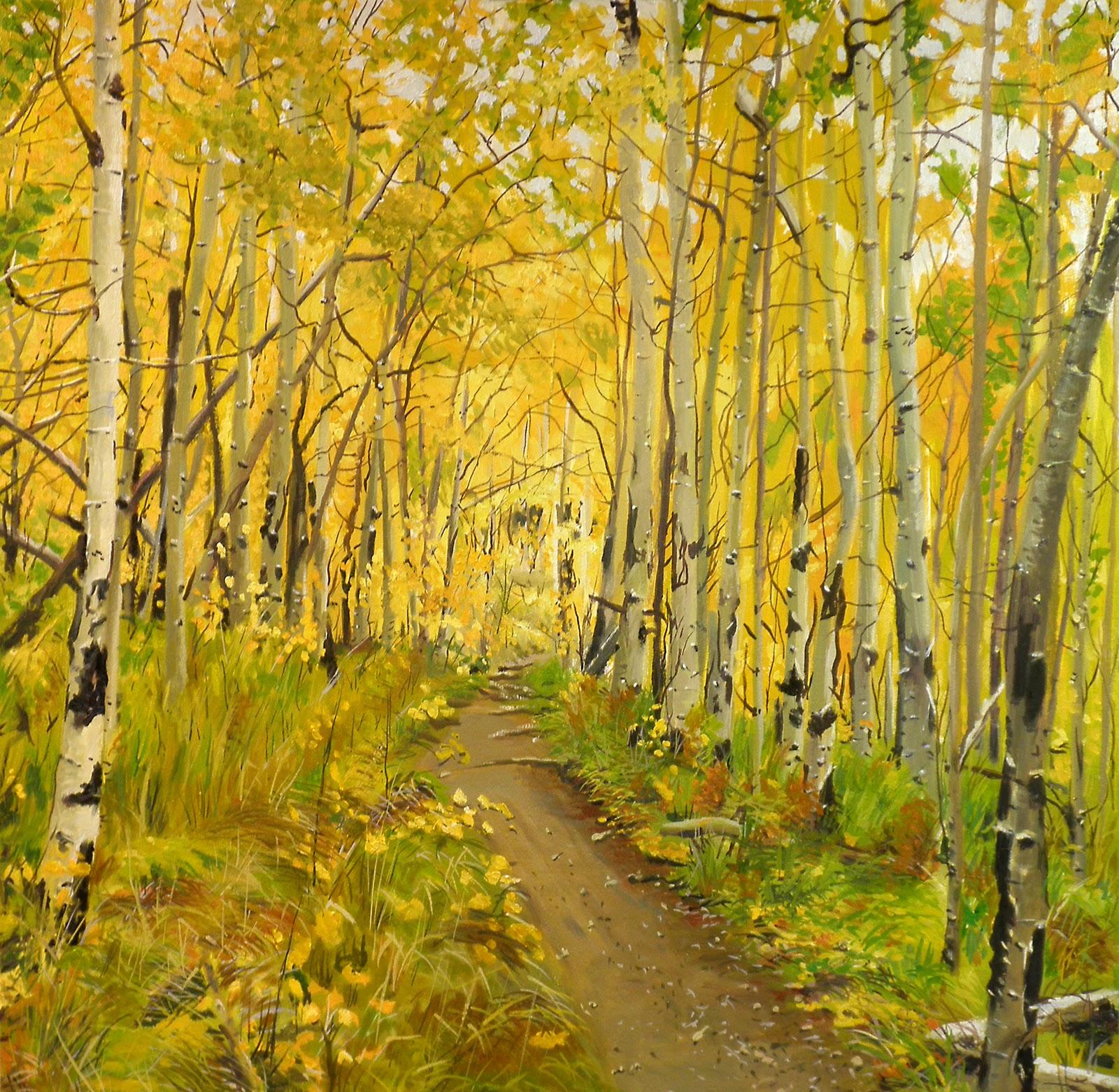 Paintings By Daniel Fishback Landscape Painting Kenosha