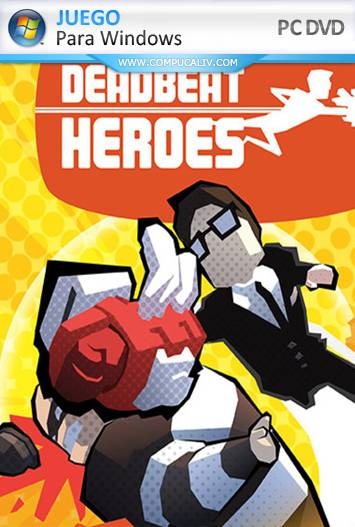 Deadbeat Heroes PC Full