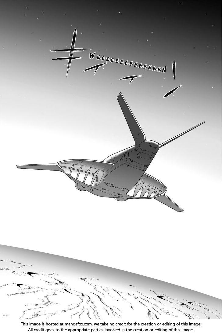 Gunnm Mars Chronicle - Chapter 35