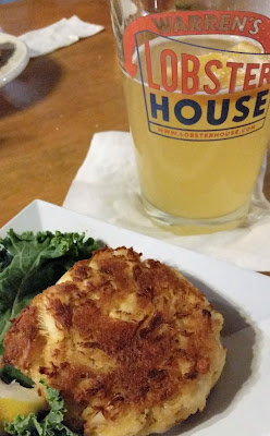 Warren's crab cake