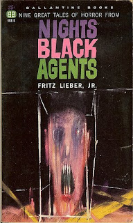 Image result for fritz leiber nights black agents