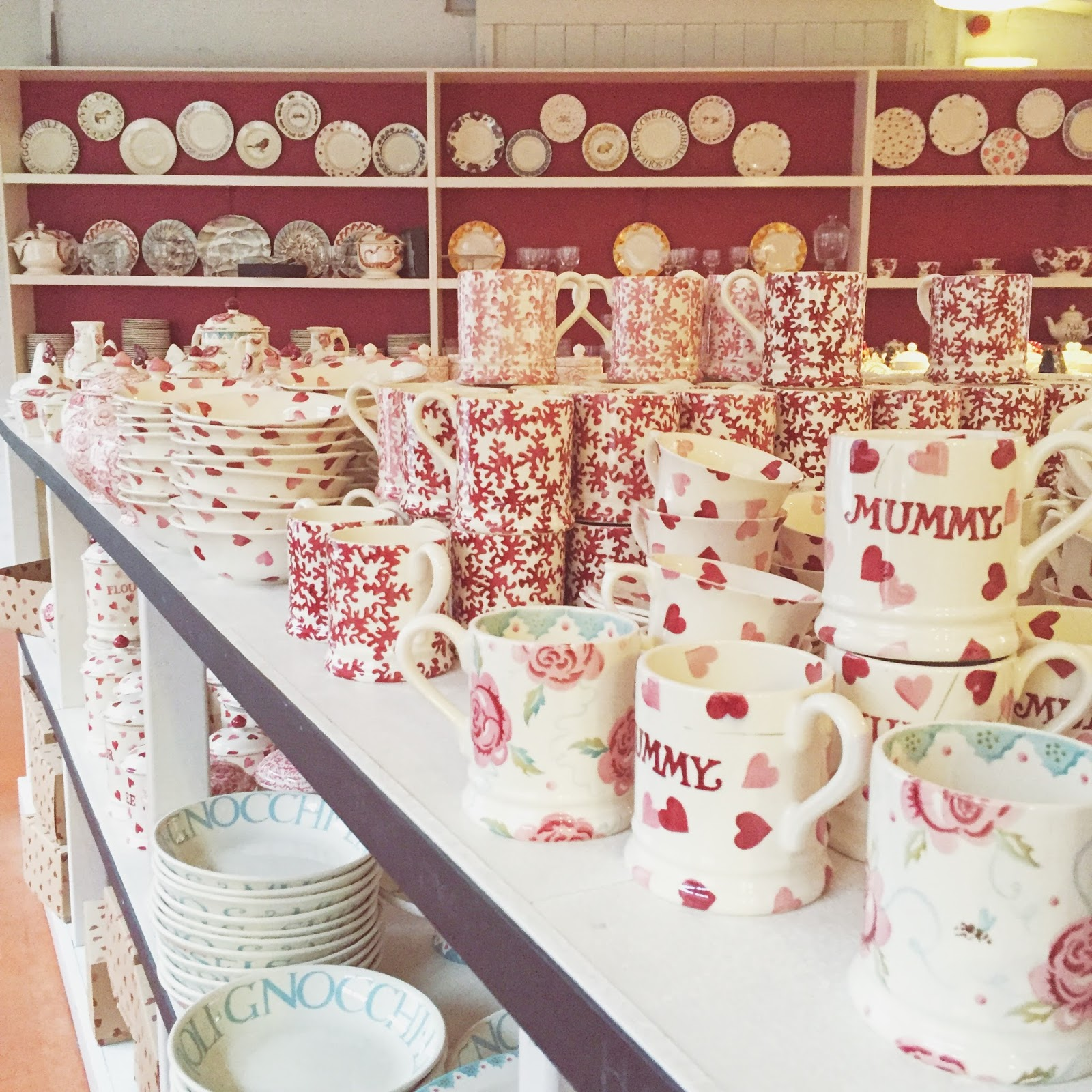 Emma Bridgewater Factory Shop,