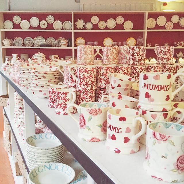 Emma Bridgewater Factory Shop,