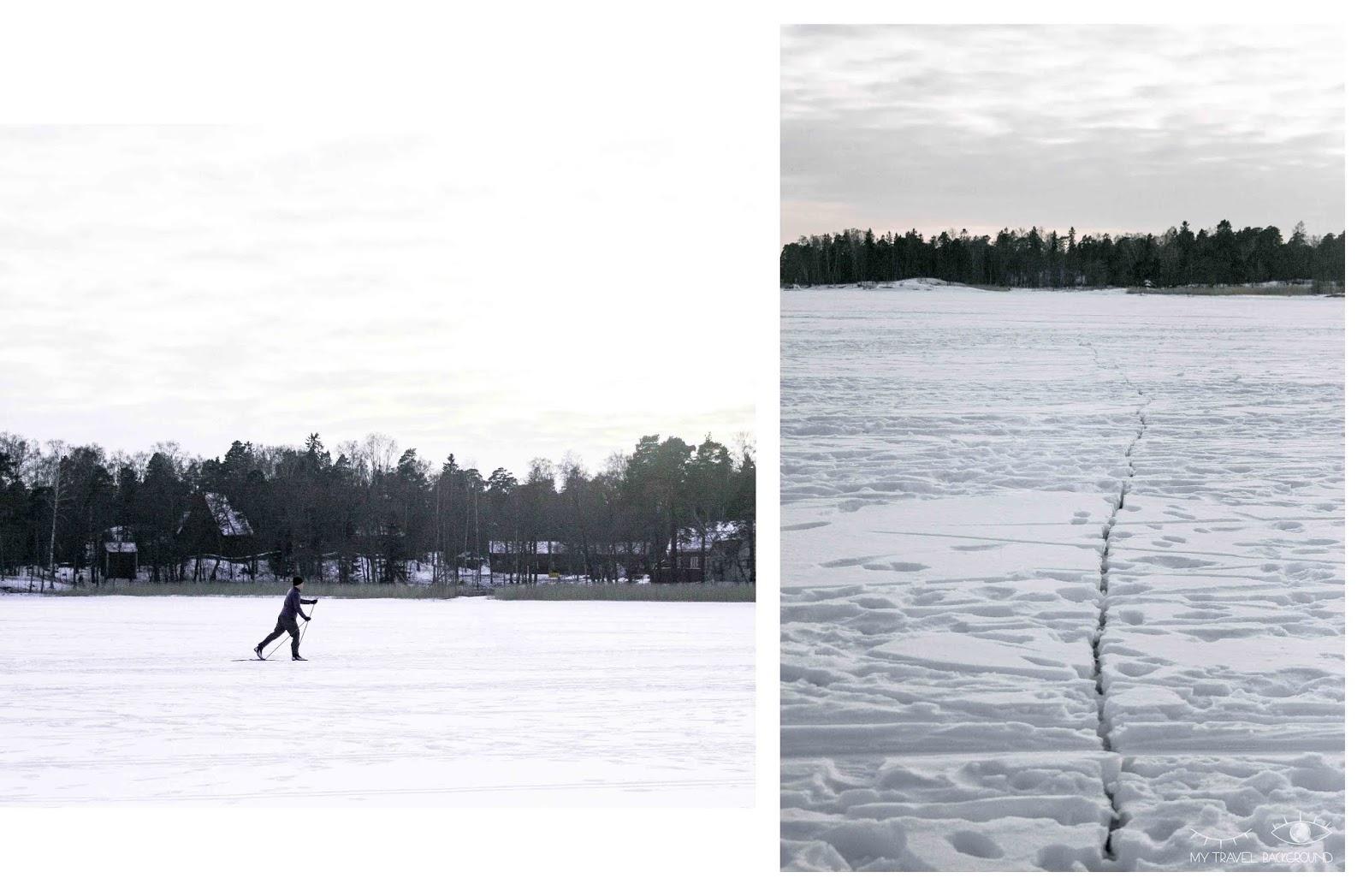 My Travel Background : 2 jours pour découvrir Helsinki, la capitale de la Finlande - Mer Baltique gelée
