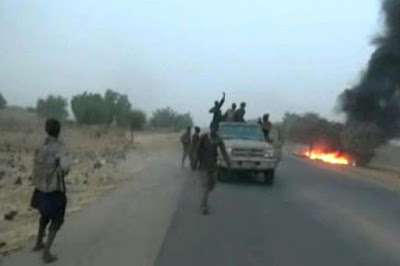 Boko Haram Ambushes Gallant Soldiers In Borno, Five Killed