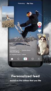 TikTok v9.3.0 Ad Free Paid APK