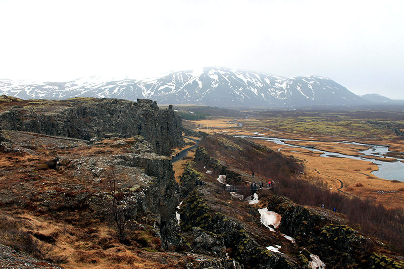 Þingvellir National Park, continental drift iceland, thingvellir national park, mid-atlantic ridge, boston blogger iceland, volcano, tectonic plates in iceland, national parks of iceland