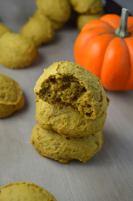 Pumpkin Muffin Tops Recipe