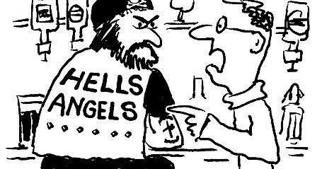 Mystery Fanfare: Cartoon of the Day: Grammar
