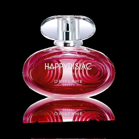 Nước hoa nữ Oriflame Happydisiac Woman Eau De Toilette