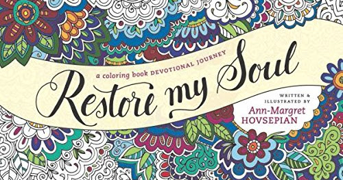 Book Review: Restore My Soul