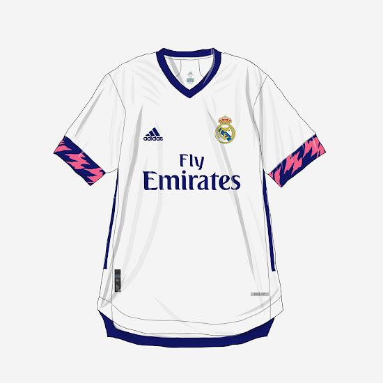 Camisetas Real Madrid 2020