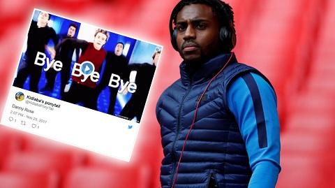 Tottenham đã tạm biệt Danny Rose?