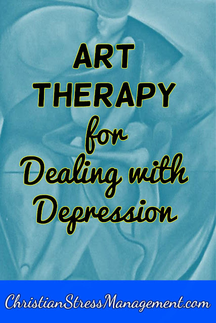 Art Therapy for Dealing with Depression