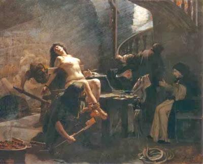Mujeres crucificadas  Crucified women Jose de Brito