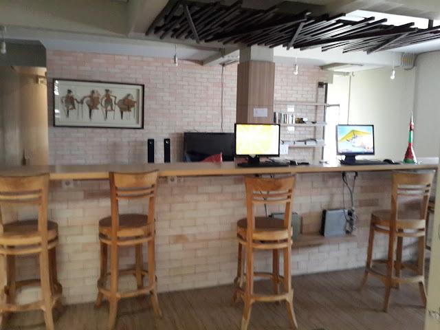 entertainment-room, hostel, the-packer-lodge, jakarta, kota