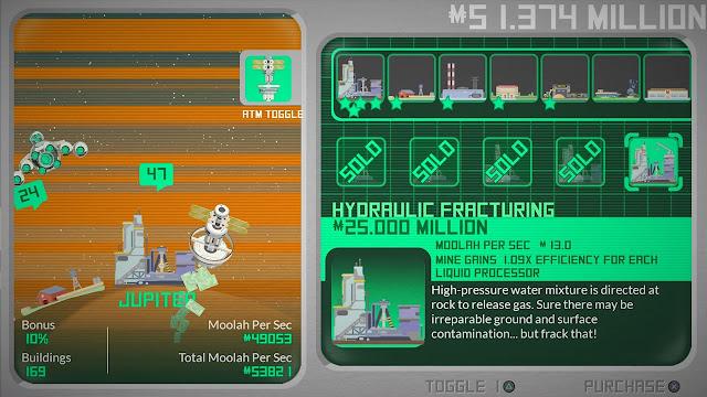 Vostok Inc - Análisis
