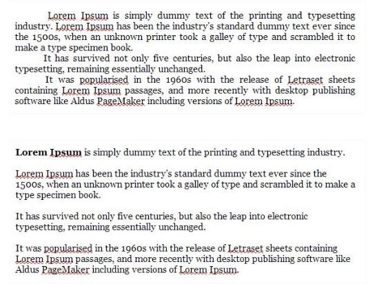 format postingan blog
